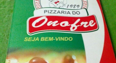 Photo of Pizza Place Pizzaria do Onofre at Rua Ipatinga, 398, Foz do Iguaçu 85862-040, Brazil