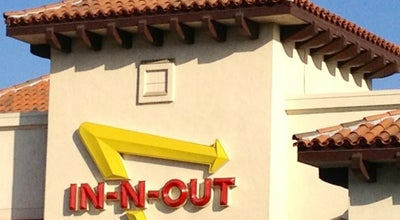 Photo of Fast Food Restaurant In N Out Burger at 1725 Eastlake Pkwy, Chula Vista, CA 91915, United States