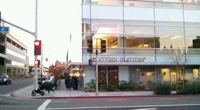 Photo of Thai Restaurant Summer Summer Thai Eatery at 5885 Hollis St, Emeryville, CA 94608, United States