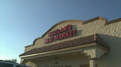Photo of Steakhouse Aguilar Meat Market at University Dr, Edinburg, TX 78541, United States