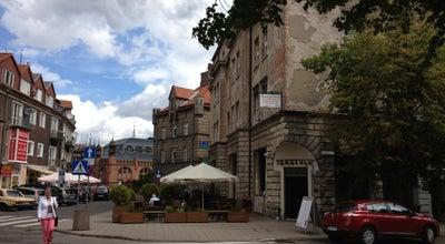 Photo of Cafe Tekstylia at Szeroka 121/122, Gdańsk 80-835, Poland