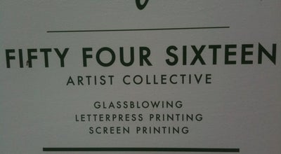 Photo of Art Gallery Fifty Four Sixteen at 5416 Shilshole Ave Nw, Seattle, WA 98107, United States