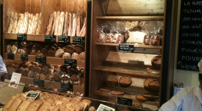 Photo of Bakery Le Fournil de Sébastien at Olympiaplein 119, Amsterdam, Netherlands