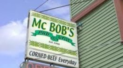 Photo of Sandwich Place McBob's at 4919 W North Ave, Milwaukee, WI 53208, United States