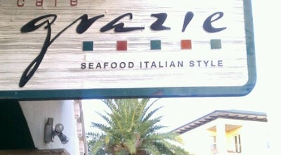 Photo of Italian Restaurant Café Grazie at 27267 Perdido Beach Blvd, Orange Beach, AL 36561, United States