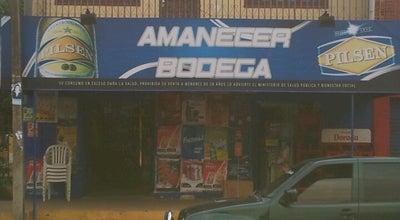 "Photo of Beer Garden Bodega ""El Amanecer"" at Bvar. Iturbe, Villarrica 5000, Paraguay"