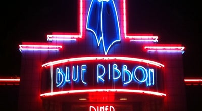 Photo of Diner Blue Ribbon Diner- Burlington at 2465 S Church St, Burlington, NC 27215, United States
