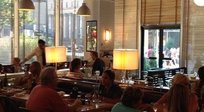 Photo of Italian Restaurant Lugo Caffe at 1 Penn Plz, New York, NY 10001, United States
