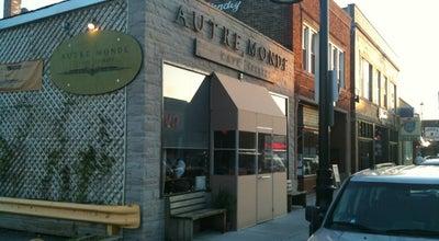 Photo of Mediterranean Restaurant Autre Monde Cafe & Spirits at 6727 Roosevelt Rd, Berwyn, IL 60402, United States