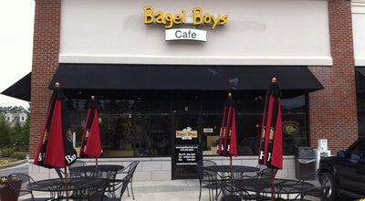 Photo of Bagel Shop Bagel Boys Cafe at 4620 Kimball Bridge Rd, Alpharetta, GA 30005, United States