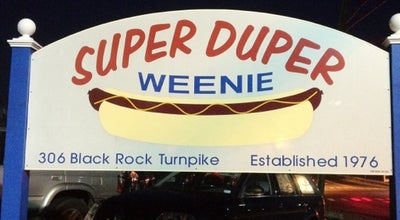 Photo of Hot Dog Joint Super Duper Weenie at 306 Black Rock Tpke, Fairfield, CT 06825, United States