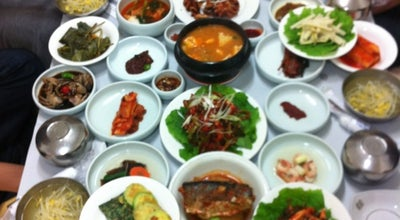 Photo of Korean Restaurant 대원식당 at 장천2길 30-29, 순천시 540-960, South Korea