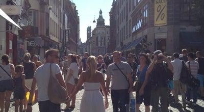 Photo of Pedestrian Plaza Strøget at Strøget, København, Denmark