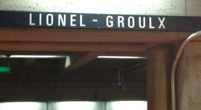 Photo of Subway STM Station Lionel-Groulx at Station Lionel-groulx, Montréal, QC, Canada