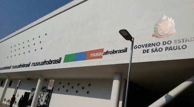 Photo of Art Museum Museu Afrobrasil at Parque Ibirapuera, São Paulo 04094-000, Brazil