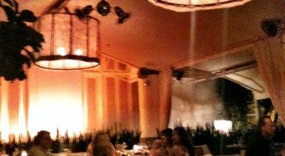 Photo of Italian Restaurant Bianca at Delano at 1685 Collins Ave, Miami Beach, FL 33139, United States