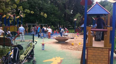 Photo of Playground Plac Zabaw przy Jeżewskiego at Jeżewskiego, Warszawa 02-796, Poland