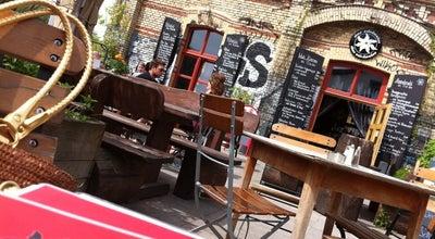Photo of Restaurant Das Edelweiss at Görlitzer Str. 1 - 3, Berlin 10997, Germany