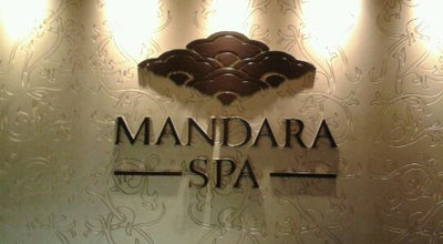 Photo of Spa Mandara Spa @ Sheraton Imperial Kuala Lumpur at Jalan Sultan Ismail, Kuala Lumpur 50250, Malaysia