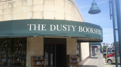 Photo of Bookstore The Dusty Bookshelf at 700 N Manhattan Ave, Manhattan, KS 66502, United States