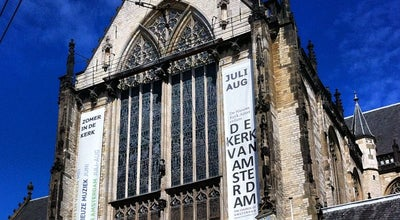 Photo of Church De Nieuwe Kerk at Dam 10, Amsterdam 1012, Netherlands