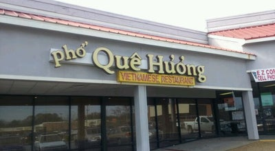 Photo of Vietnamese Restaurant Pho Que Huong at 430 Green Springs Hwy, Birmingham, AL 35209, United States