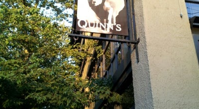 Photo of Gastropub Quinn's Pub at 1001 E Pike St, Seattle, WA 98122, United States