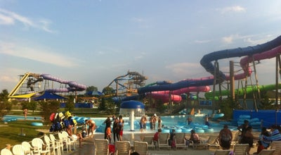 Photo of Water Park Raging Waves Waterpark at 4000 N Bridge St, Yorkville, IL 60560, United States