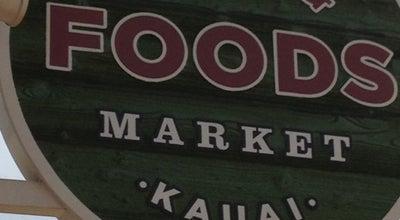 Photo of Grocery Store Living Foods Market at 2829 Ala Kalani Kaumaka St, Koloa, HI 96756, United States
