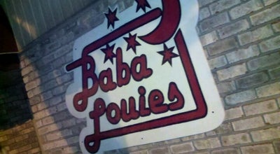 Photo of Bar Baba Louies at 419 Main Ave, De Pere, WI 54115, United States