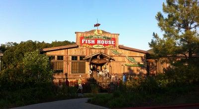 Photo of Restaurant White River Fish House at 5 Bass Pro Drive, Branson, MO 65616, United States