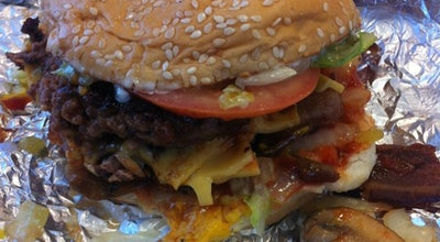Photo of Burger Joint Five Guys Burgers & Fries at 1121 Unser Blvd Se, Rio Rancho, NM 87124, United States