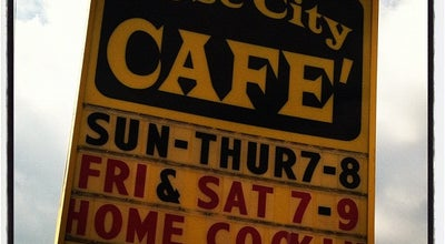 Photo of American Restaurant Rose City Cafe at 612 Bennett St, Rose City, MI 48654, United States