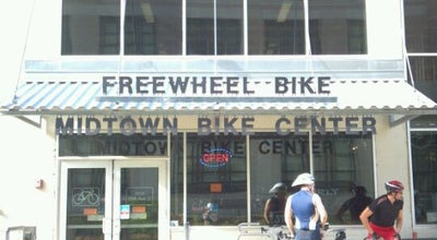 Photo of Bike Shop Freewheel Bike Shop - Midtown Bike Center at 2834 10th Ave S, Minneapolis, MN 55407, United States