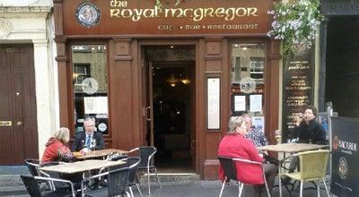Photo of Restaurant The Royal McGregor at 154 High St, Edinburgh EH1 1QS, United Kingdom