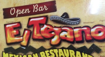 Photo of Mexican Restaurant El Tejano Mexican Restaurant at 38 Ray E Talley Ct, Simpsonville, SC 29680, United States