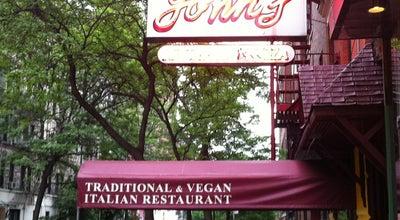 Photo of Italian Restaurant John's of 12th Street at 302 E 12th St, New York, NY 10003, United States