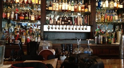 Photo of New American Restaurant Down House at 1801 Yale St, Houston, TX 77008, United States