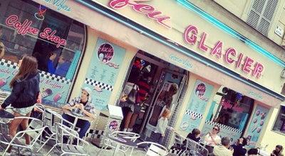 Photo of Ice Cream Shop Villfeu Glacier at Rue Bivouac Napoléon, Cannes, France