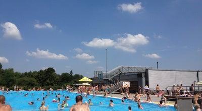 Photo of Pool Koupaliště Petynka at Otevřená 1072/4, Praha 6 160 00, Czech Republic