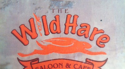 Photo of Bar Wild Hare Saloon at 1190 Sw 1st Ave, Canby, OR 97013, United States