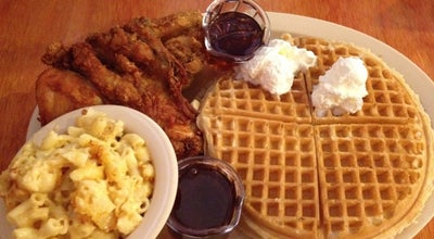 Photo of Southern / Soul Food Restaurant Roscoe's House of Chicken and Waffles at 621 W Manchester Blvd, Inglewood, CA 90301, United States