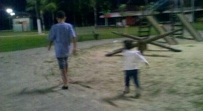 Photo of Playground Playground 3 at Av. Ayrton Senna Da Silva - Itararé, São Vicente 11321-000, Brazil