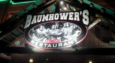 Photo of Wings Joint Baumhower's Restaurant at 2465 Eastern Blvd, Montgomery, AL 36117, United States