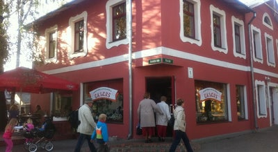 Photo of Cafe Eklers at Pils Iela 1, Sigulda LV-2150, Latvia