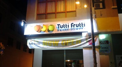 Photo of Dessert Shop Tutti Frutti at 19g, Jln Plumbum R7/r, Shah Alam 40000, Malaysia