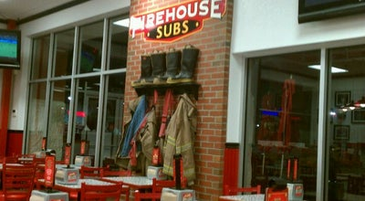 Photo of Sandwich Place Firehouse Subs at 6255 College Dr, Suffolk, VA 23435, United States