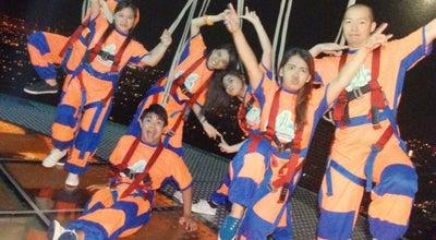 Photo of Playground Skywalk Crown Regency at Philippines