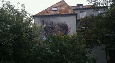 Photo of Street Art CityLeaks -> herakut at Köln, Germany