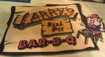 Photo of BBQ Joint Larry's Real Pit Bar-B-Q at 3115 Ross Clark Cir, Dothan, AL 36303, United States